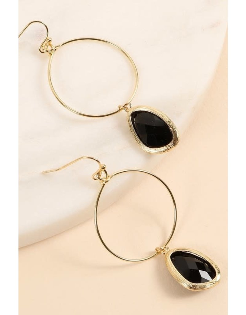 Avenue Zoe/KNC NOLAN Drop Earring