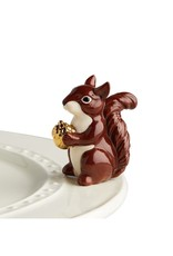 Nora Fleming MR. SQUIRREL Mini  by Nora Fleming