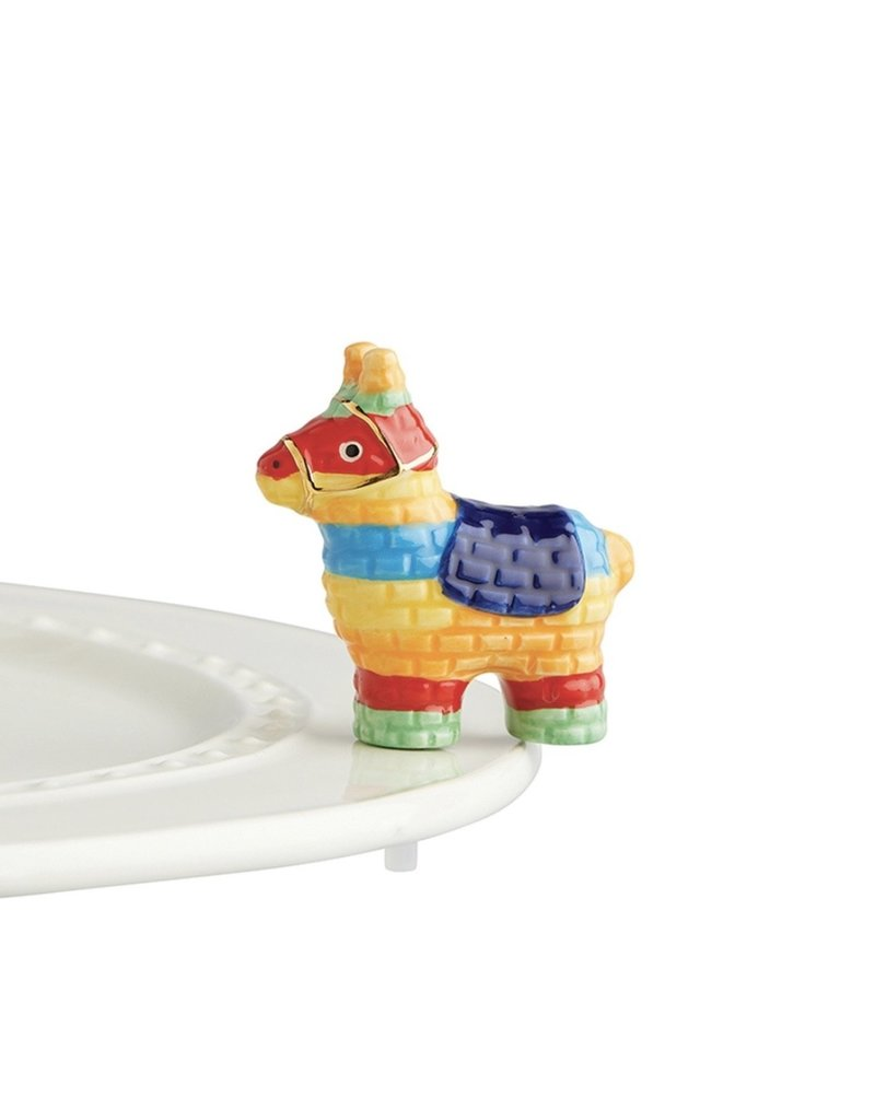 Nora Fleming PARTY ANIMAL Piñata Mini by Nora Fleming