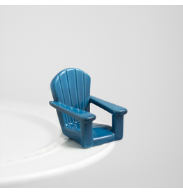 Nora Fleming CHILLIN' CHAIR Mini by Nora Fleming
