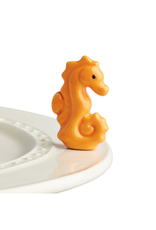 Nora Fleming HORSIN' AROUND Seahorse Mini by Nora Fleming