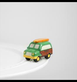 Nora Fleming SURFS UP Van Mini by Nora Fleming
