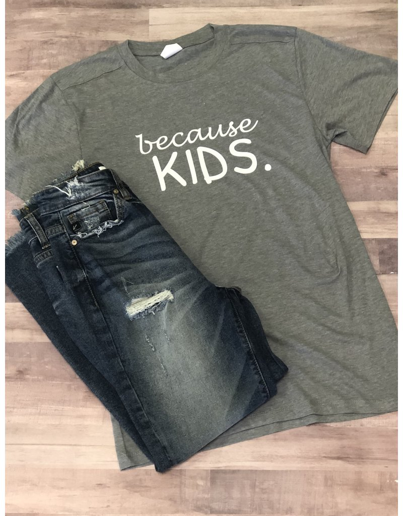 The Ritzy Gypsy because KIDS. Tee