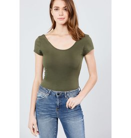 New Mix STANFIELD Body Suite- Olive