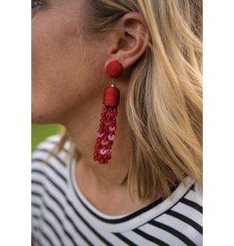 KNC JESS Tassel Earring