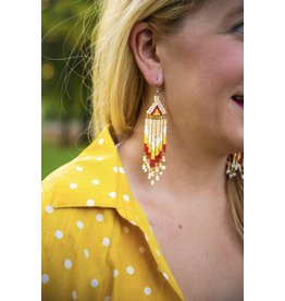 KNC SKYE Beaded Earring