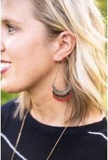 KNC DALLAS Beaded Earring