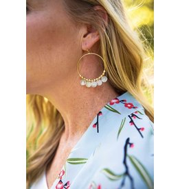 KNC MILEY Charmed Earring