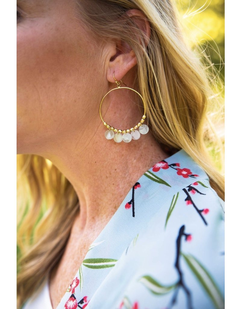KNC MILEY Charmed Earring