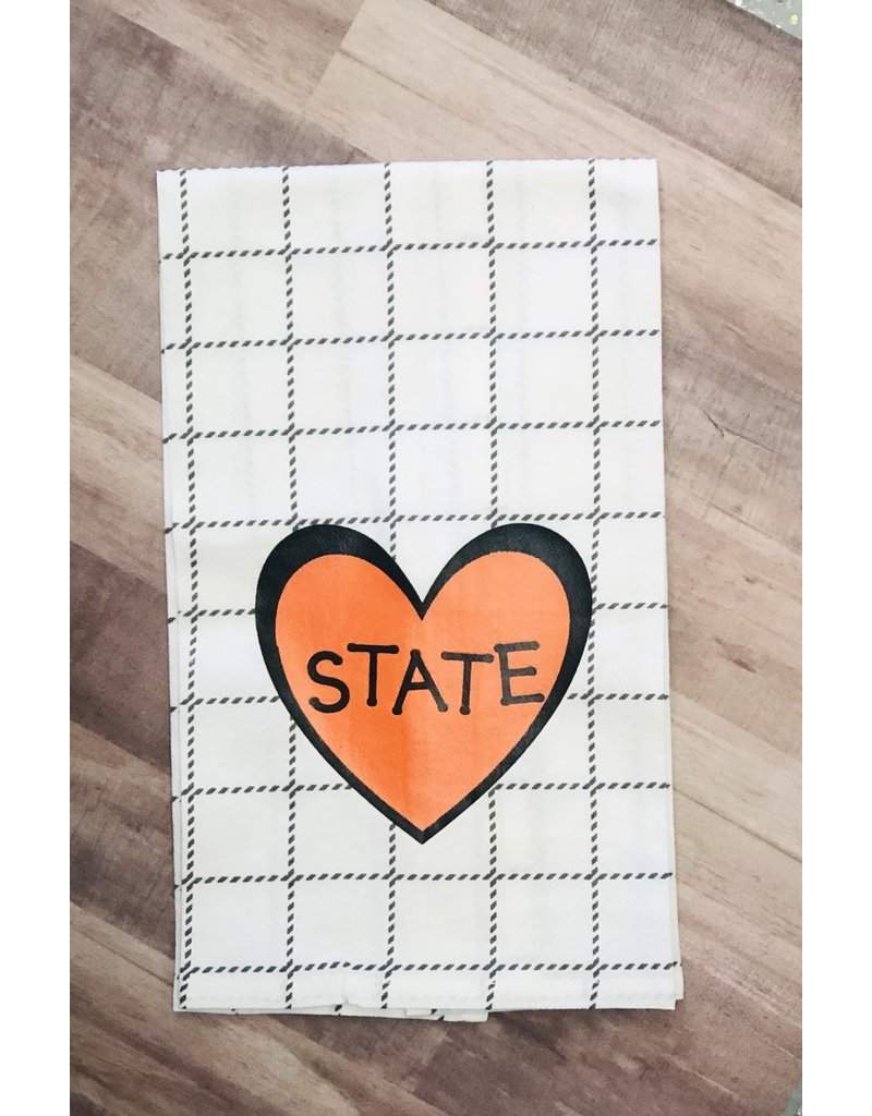 The Ritzy Gypsy OSU STATE Kitchen Towel