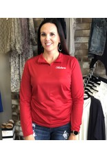 The Ritzy Gypsy OKLAHOMA Zip Front Pullover