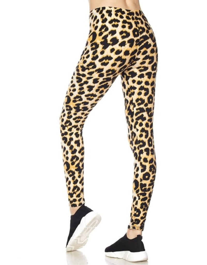 12 PM by Mon Ami ROAR Leopard Leggings