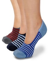 Salon de bebe MURPHY STRIPED No-Show Socks