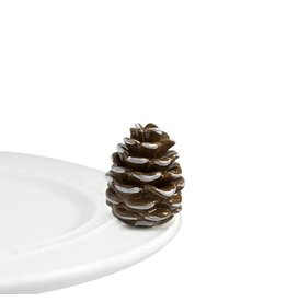 Nora Fleming PRETTY PINECONE by Nora