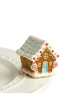Nora Fleming GINGERBREAD HOUSE by Nora