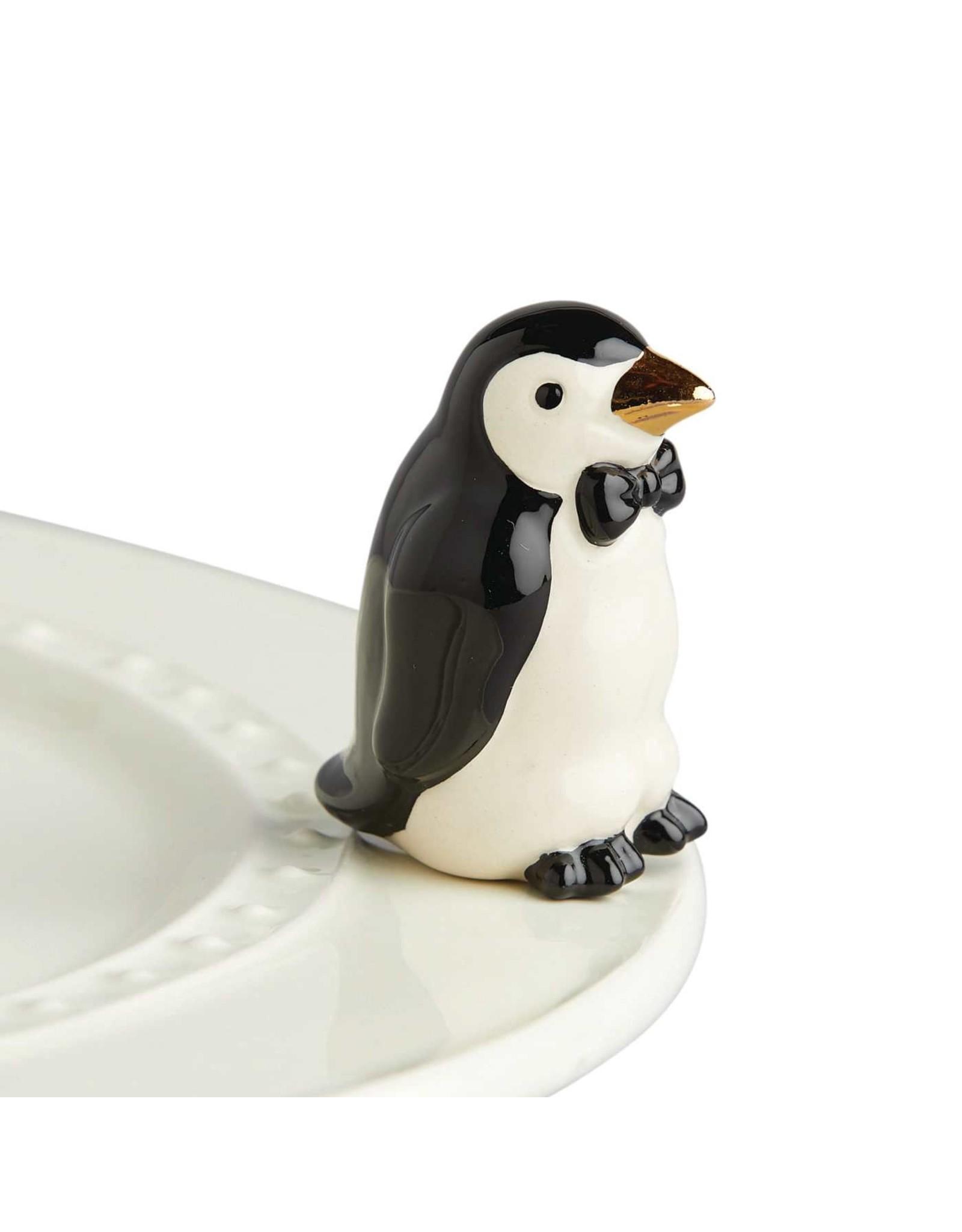Nora Fleming TINY TUXEDO Mini (Penguin)