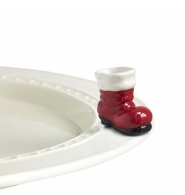 Nora Fleming SANTA BOOTS by Nora