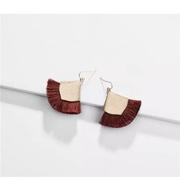 L&N Rainbery SPARK Tassel Earring