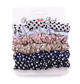 Jewelry China Store POKIE Scrunchie Set