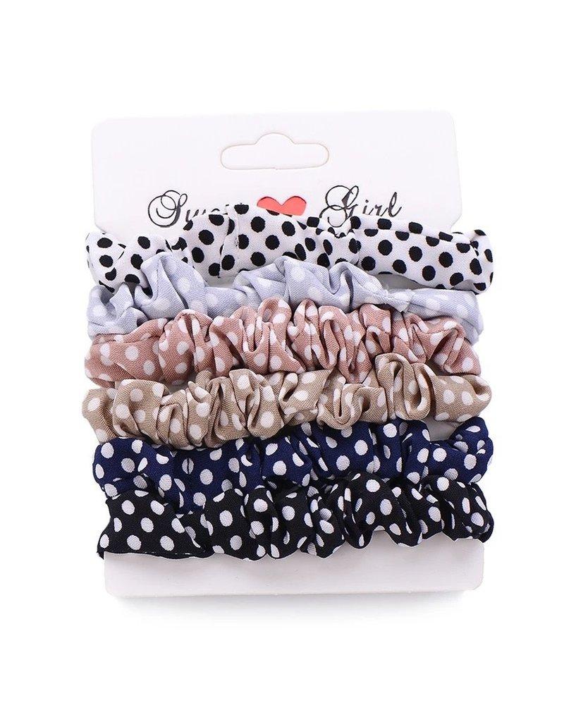 Jewelry China Store POKIE Scrunchie Set