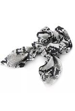 Jewelry China Store JONES Snakeskin Scrunchie