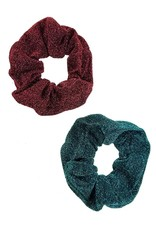 Funteze Accessories HOLIDAY Scrunchie Set  (Multi)