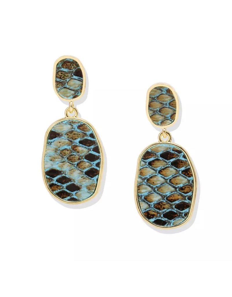 ZEAL Snake Earring (More Colors)