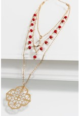 Urbanista CLOVER Filagree Necklace
