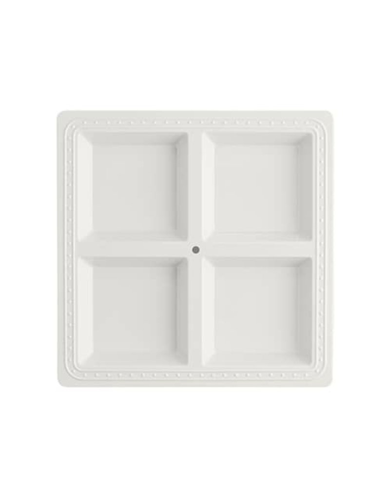 Nora Fleming MELAMINE SECTIONAL SERVER by Nora