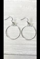 CHLOE BELLE Circle Earring (More Colors)