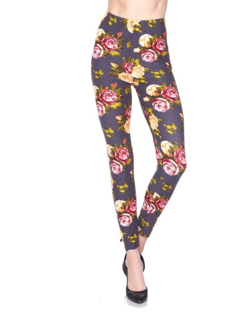 2NE1 Apparrel GROVE Floral Legging