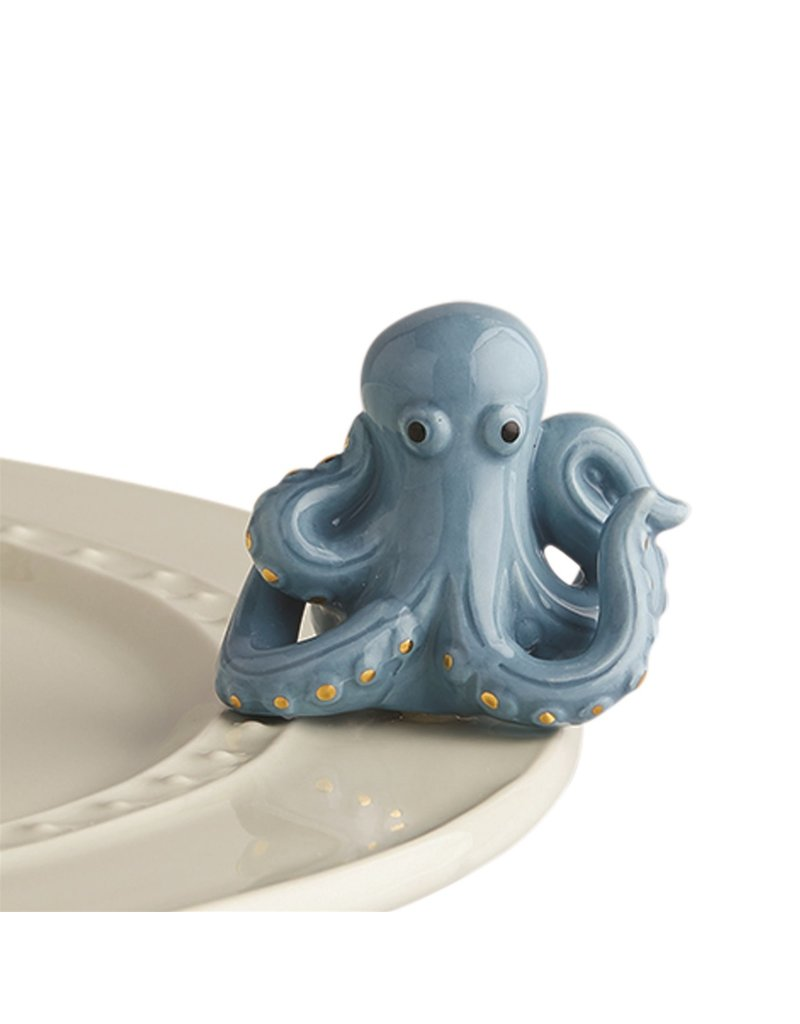 Nora Fleming OCTOPUS Mini by Nora