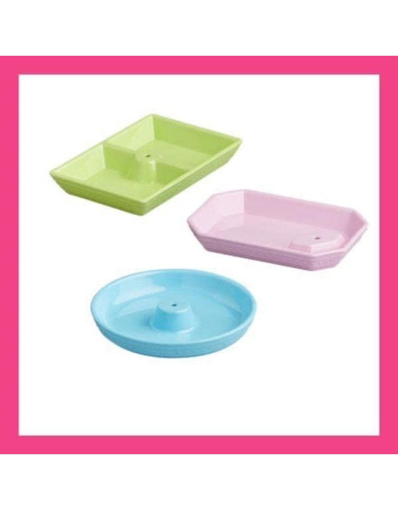 Nora Fleming MEL DAINTY DISHES 3 Piece Set Nora