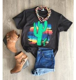 SERAPE SCENE Graphic Tee (S-XL)