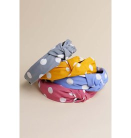 Funteze Accessories LOYAL Knotted Headband (More Colors)