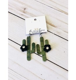 The Ritzy Gypsy ARIZONA Cactus Earring