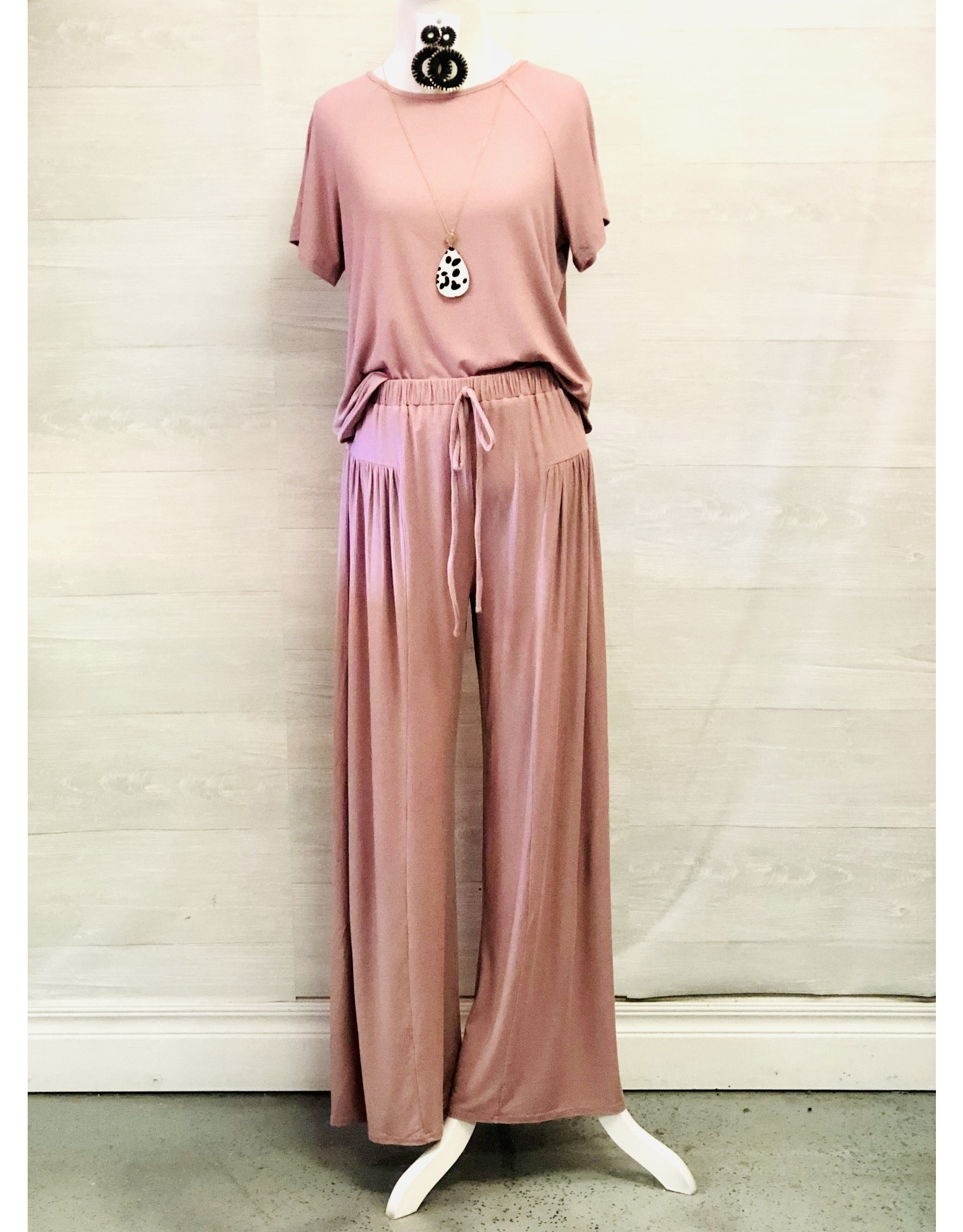 The Ritzy Gypsy RELAXED Lounge Set  (Blush)