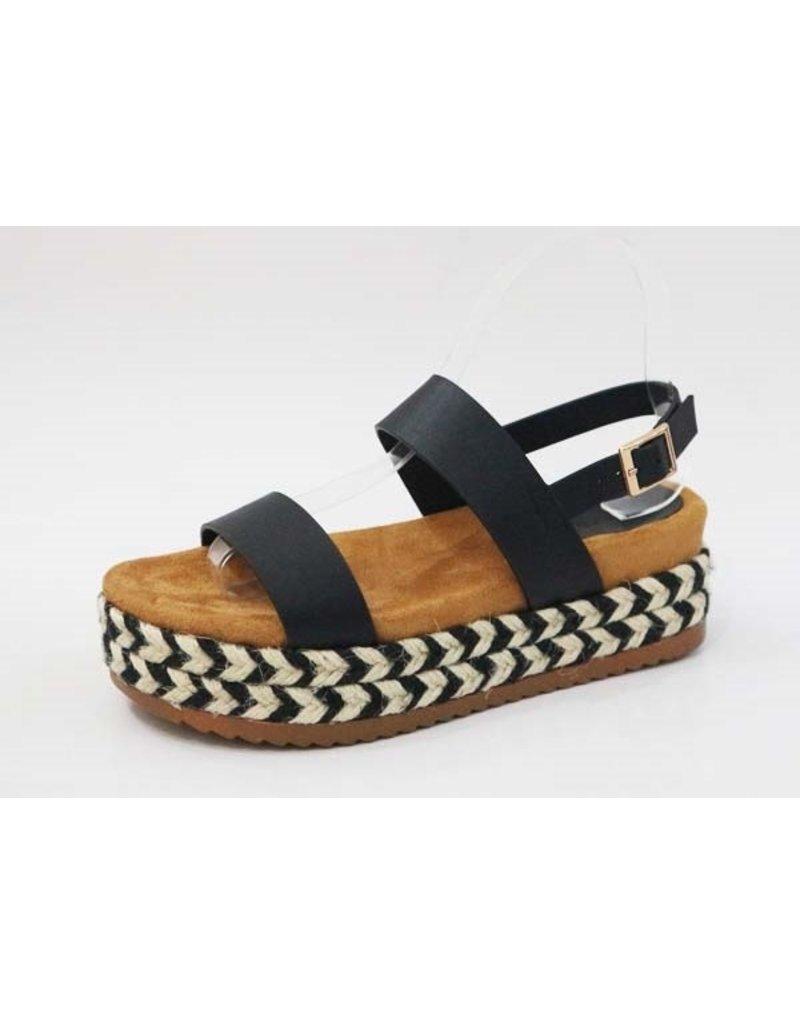 Bamboo WESTON Espadrille Sandal