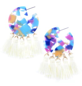 BRUMFIELD RESIN Earring