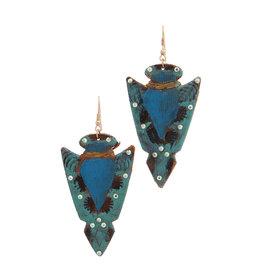 Joia Trading FOLLOW YOUR ARROW Earring