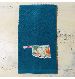 The Ritzy Gypsy OKIE Kitchen Towel (More Colors)