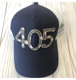 """The Ritzy Gypsy """"405"""" Trucker Hat (More Colors)"""