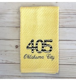 """The Ritzy Gypsy """"The 405"""" Kitchen Towel (More Colors)"""