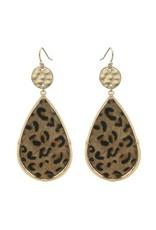 KNC TIMELESS Leopard Earring