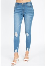Fashion USA MAYFAIR Distressed Jean