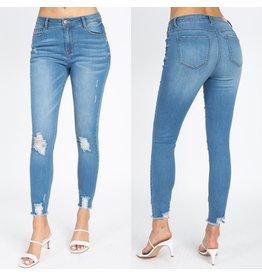 Fashion USA MAYFAIR Distressed Jean