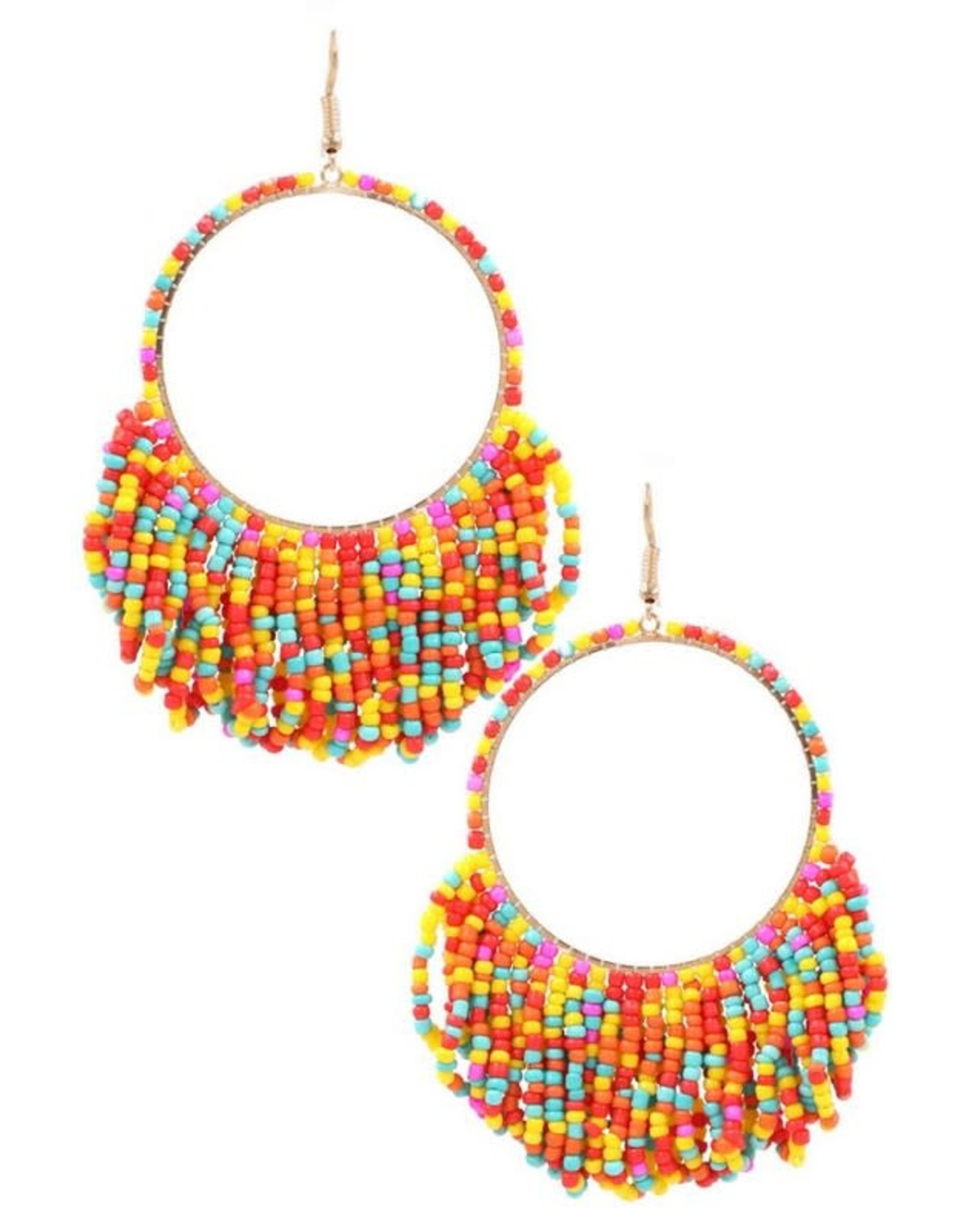 Art Box PARTY IN A BOX Seed Bead Earring