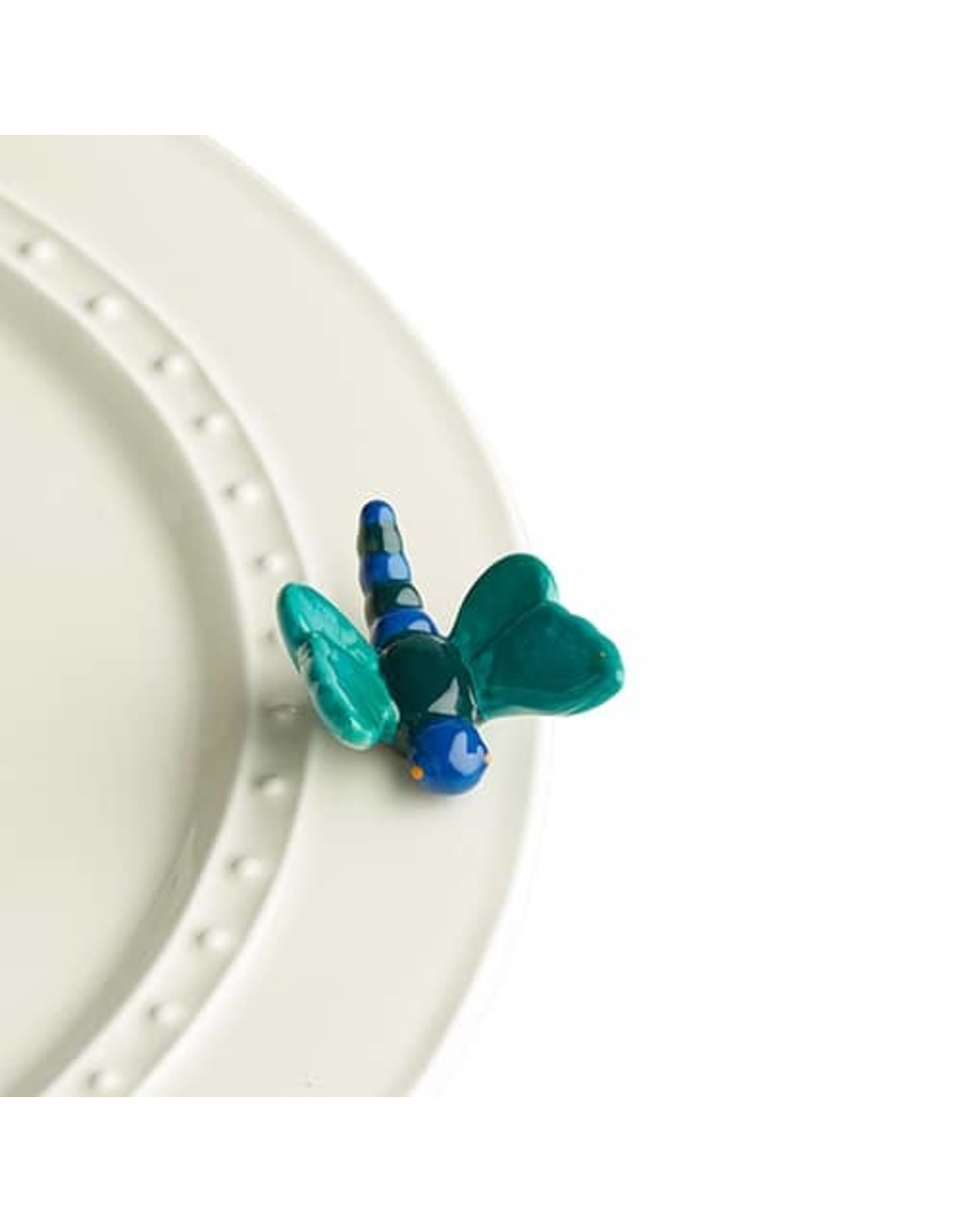 Nora Fleming DREAMY DRAGONFLY Mini (Dragonfly)