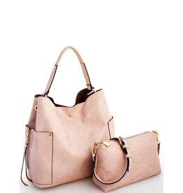 Joia Trading EMMA Blush Handbag