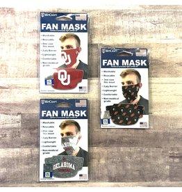 Davenports FAN Face Mask